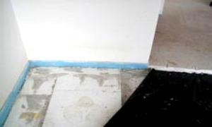 Fußboden Schweißbahn Verlegen ~ Fussbodenaufbau estrich parkett fußbodenverlegeplatten