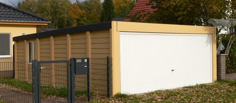 passgenaue garagen und carports f r baul cken bebauung. Black Bedroom Furniture Sets. Home Design Ideas